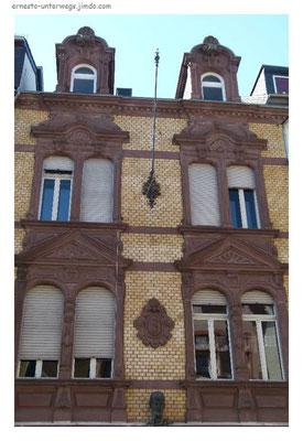 Haus an der Paulinstraße...