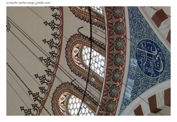 In der Rüstem-Pascha-Moschee