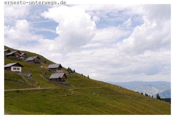 Feistritzer Alm am Monte Osternig