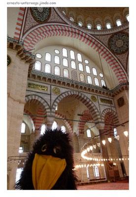 In der Süleymanye-Moschee