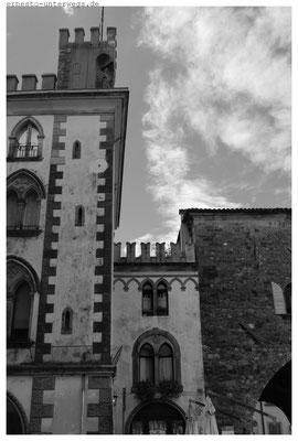 Porta Arsenale Veneto an der Piazza Diaz