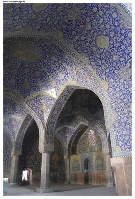 Sommergebetshalle Imam-Moschee Isfahan