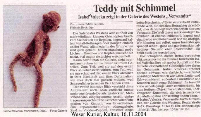16.11.2004, Weser-Kurier