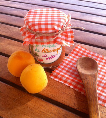 Mermelada Bio de naranja sin azúcar