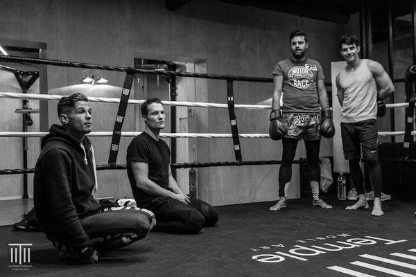 De la Philosophie du mouvement dans l'art du combat, par Tom Duquesnoy, n°1 français de MMA, et Staiv Gentis, Préparateur physique et Comédien