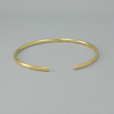 585 Gelbgoldspange,