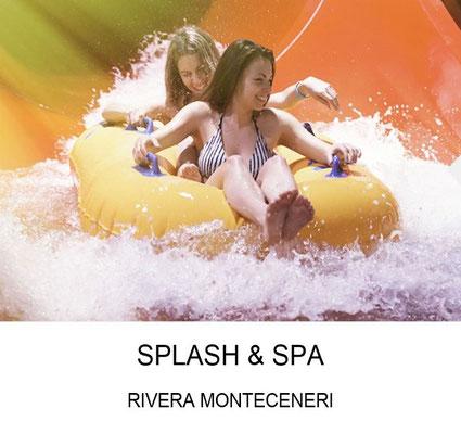 Geburtstagsparty für Kinder Splash e Spa