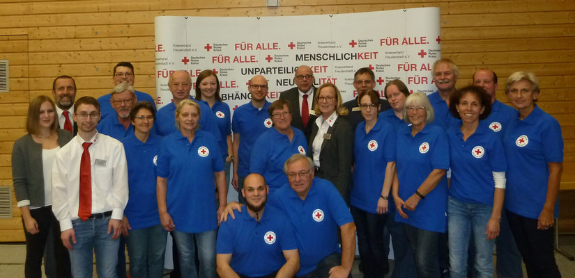 Kreisversammlung in Ahldorf Nov. 2019