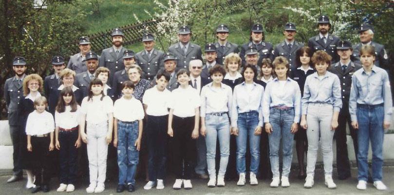 Bereitschaft 1987