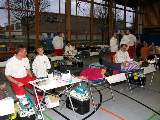 Blutspende Ahldorf 2008