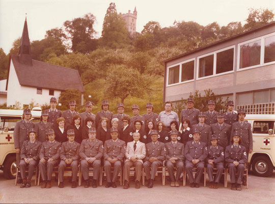 Bereitschaft 1975