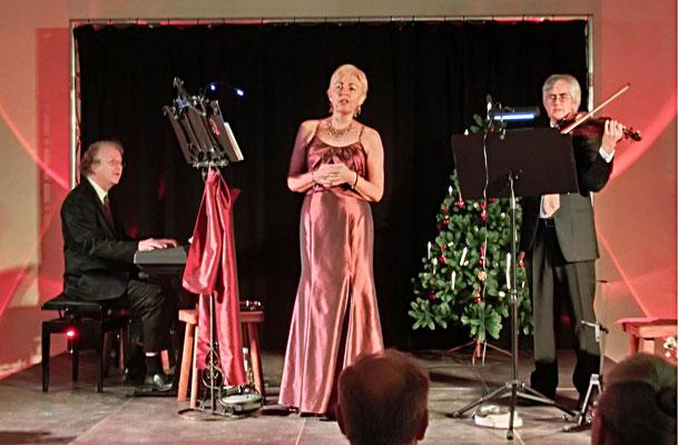 Weihnachtskonzert 2017, Limeskastell Pohl