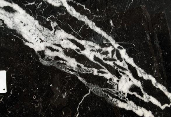 Nero Marquina -Marmor