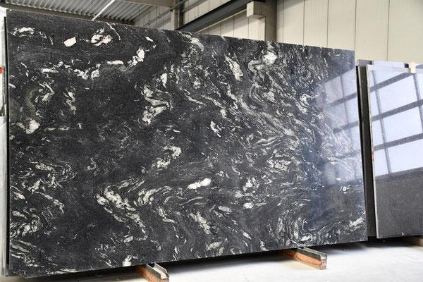 Thunder Black -Granit