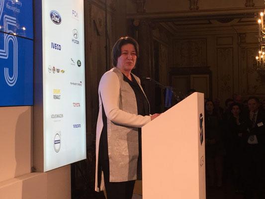 Commissioner Violetta Bulc