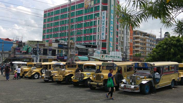 Friendship Jeepney Terminal