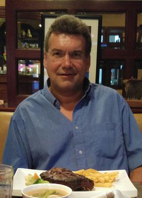 Der Autor, Red Windmill Restaurant