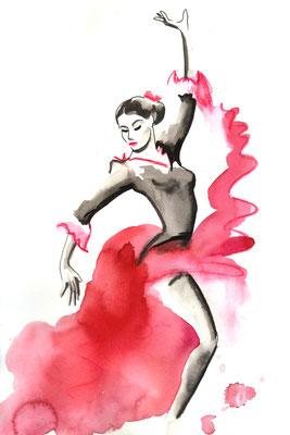 Flamenco Tänzerin/ Foto: istockphoto