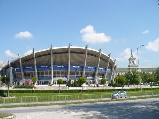 Sportsaal Varna