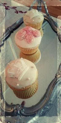 Zitronencupcakes Shabby Chic Style