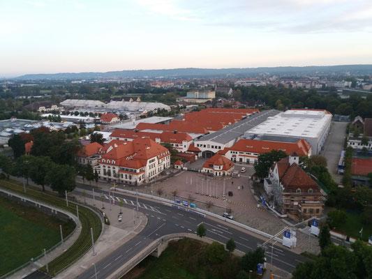 Messe Dresden - ehemals Schlachthof Nr.5