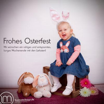 Wir wünschen ein frohes Osterfest!