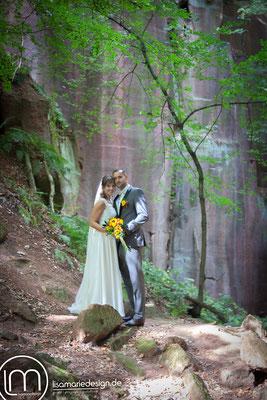 Hochzeitsfotosam Rochlitzer Berg
