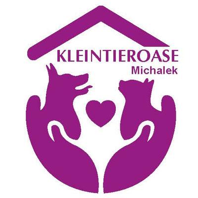 Logo für die Kleintieroase Michalek in Leipzig Engelsdorf