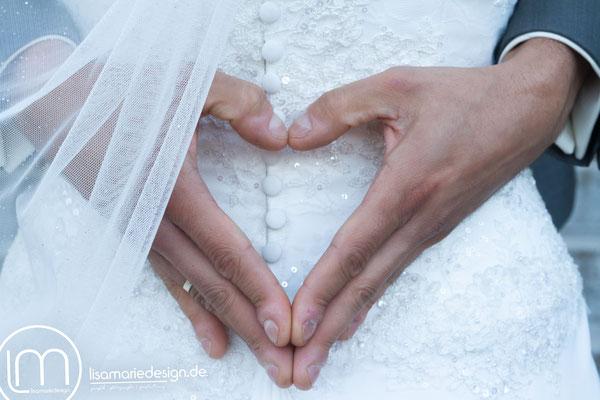 Die große Liebe: Nach 13 Jahren gaben sie sich das Ja-Wort.