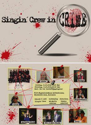 Singin' Crew in crime (2016)