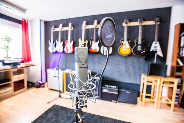 Gitarre-Gesang Musikschule Music Secrets in Nürnberg