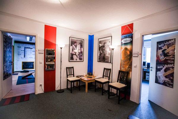 Raum Musikschule Music Secrets in Nürnberg