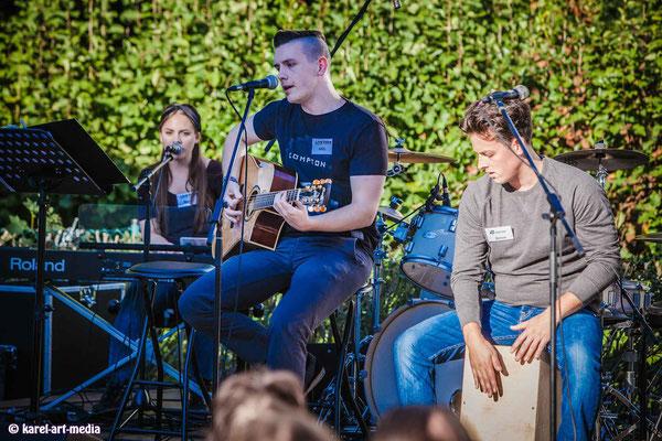 Auftritt  Schüler der Musikschule Music Secrets