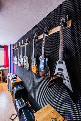 Gitarren Musikschule Music Secrets in Nürnberg