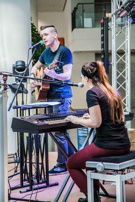 Music Secrets Schüler Live bei der Messe Nürnberg 2016 Keyboard