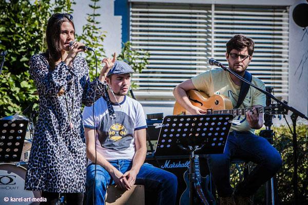 Schüler der Musikschule Music Secrets