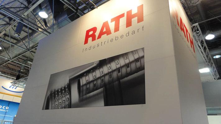 Messestand Rath, Viennatec, Wien 2012