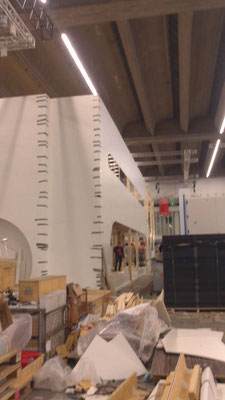 Aufbau und Montage am Beispiel Vogel & Noot Messestand, Messe ISH, Frankfurt 04.03.2013