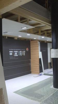Aufbau und Montage am Beispiel Vogel & Noot Messestand, Messe ISH, Frankfurt 06.03.2013
