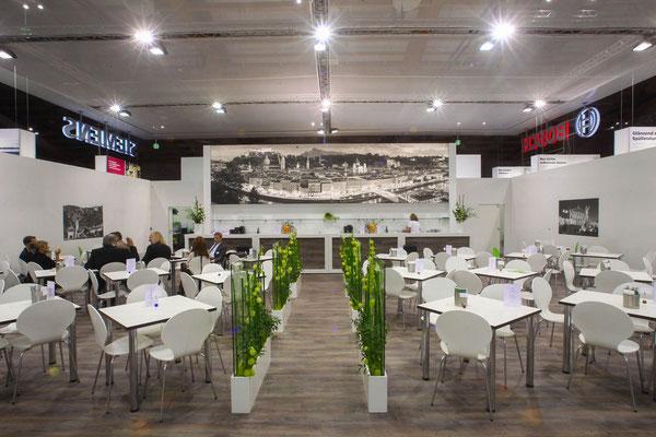 Messestand Bosch-Siemens, Messe Futura 2012, Salzburg 2012
