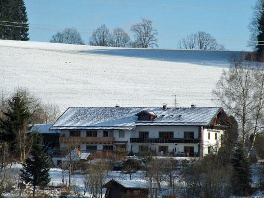 Winterurlaub im Bayerischen Wald