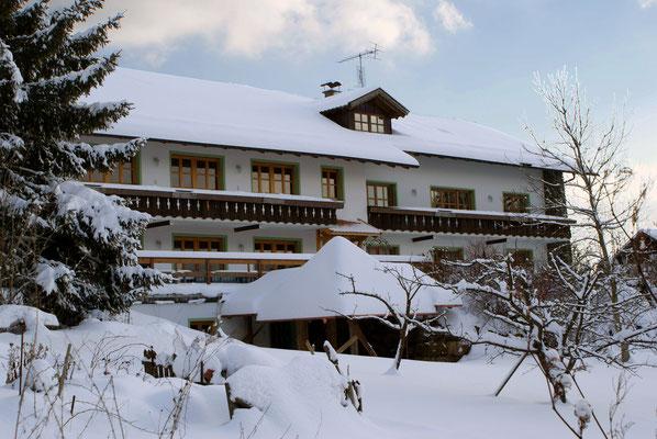 Winterurlaub in Drachselsried