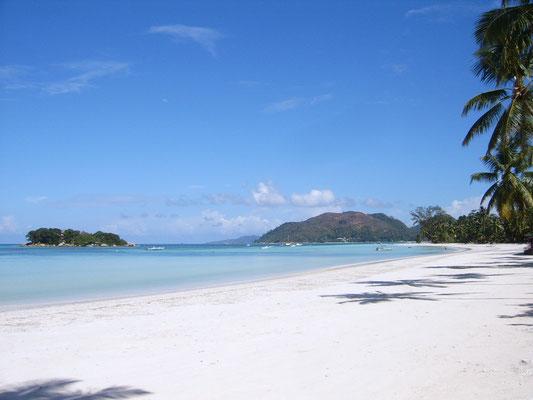 Spiaggia di Cote D'or a Praslin - Seychelles