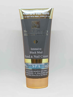 Sea of Spa Intensive Black Mud Hand & Nailcreme