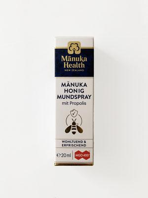 Manuka Mundspray mit Propolis
