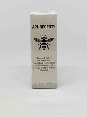 API Regent Kräuterölsalbe mit echtem Bienengift