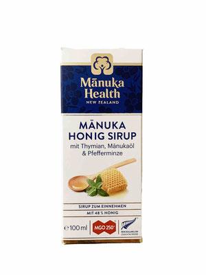 Manuka Honig Sirup MGO 250+  100 ml (Manuka Health New Zealand)