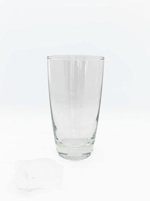Wasserglas für belebtes Edelsteinwasser