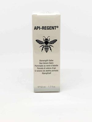 Schlosswald Bienengut Api Regent Kräuterölsalbe mit echtem Bienengift