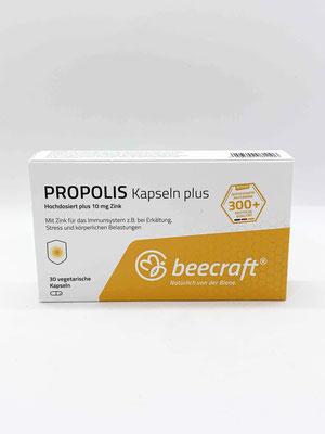 Beecraft Propolis Kapseln plus ( mit Zink)